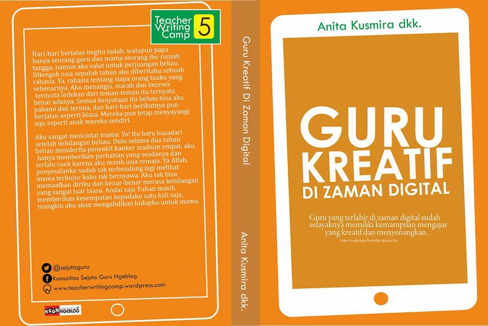 Contoh Cover Buku Guru Kreatif Di Zaman Digital 3