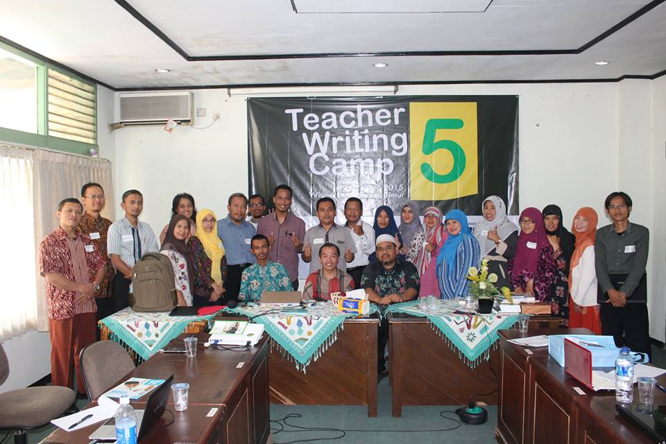 Peserta Teacher Writing Camp 5