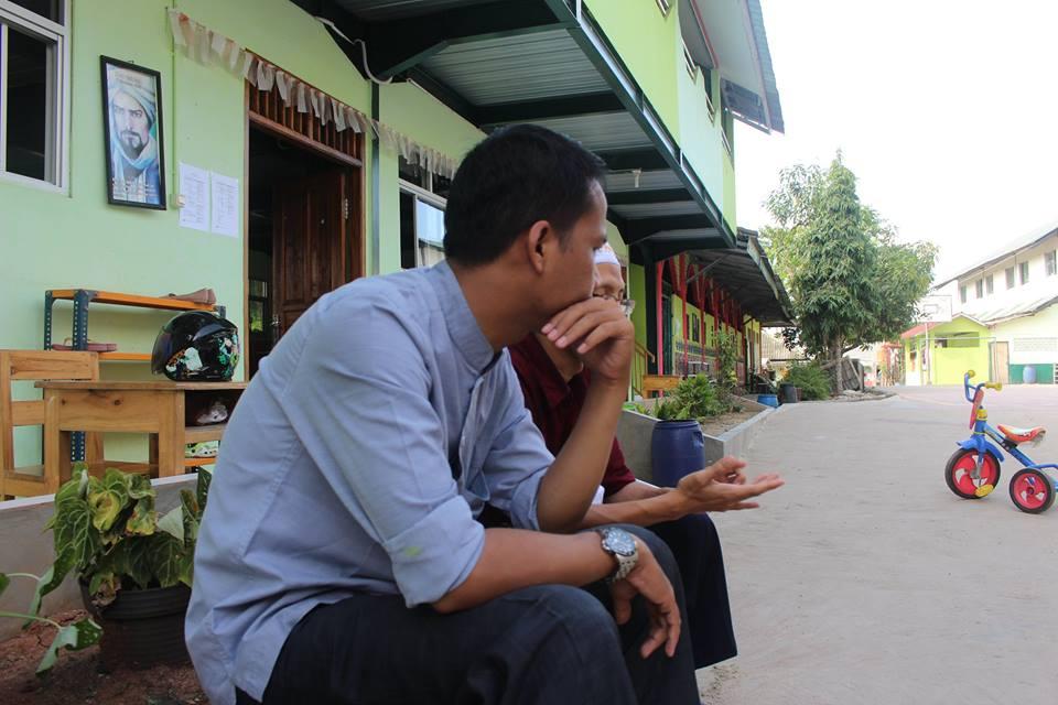 Gedung Pesantren Tahfidz Ruhul Jadid Tanggerang