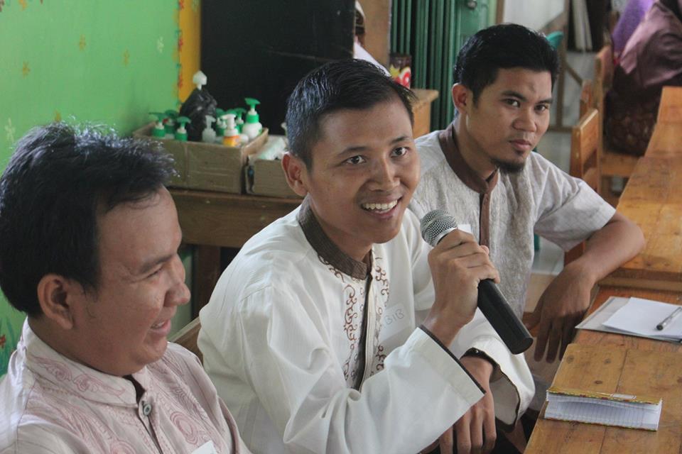 Guru Pesantren Tahfidz Ruhul Jadid Tanggerang Tigaraksa