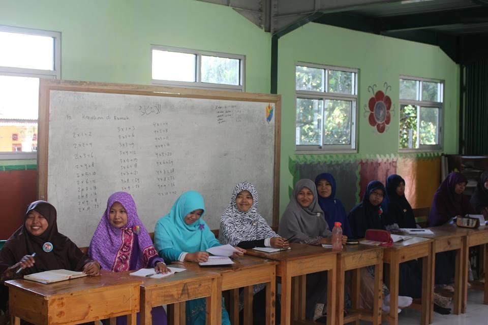 Guru Pesantren Tahfidz Ruhul Jadid Tanggerang