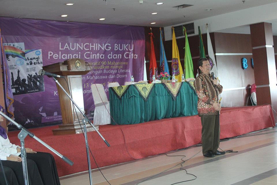 Launching Buku Pelangi Cinta dan Cita 2