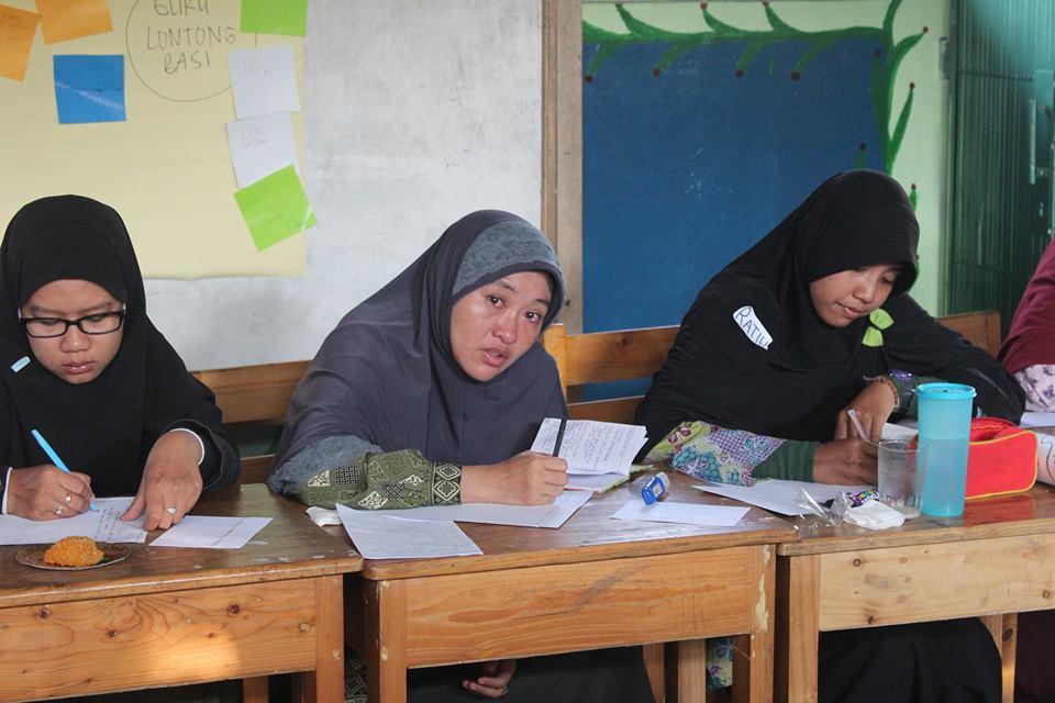 Muhasabah Training Guru Inspiratif 1