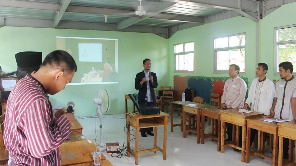 Namin AB Ibnu Solihin Training Guru