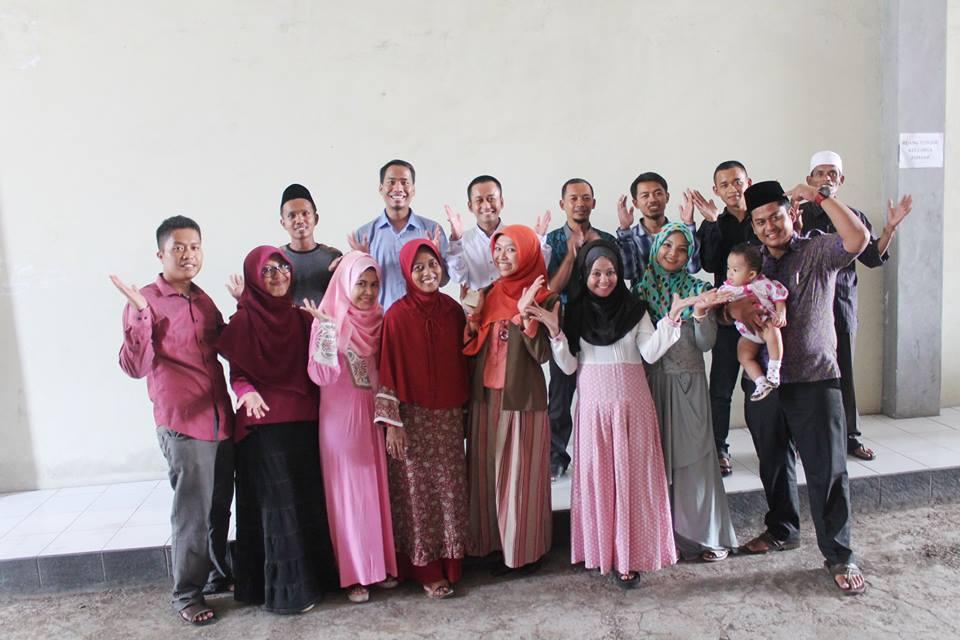 Tim Pendiri dan Yayasan SIT Al Mukaromah