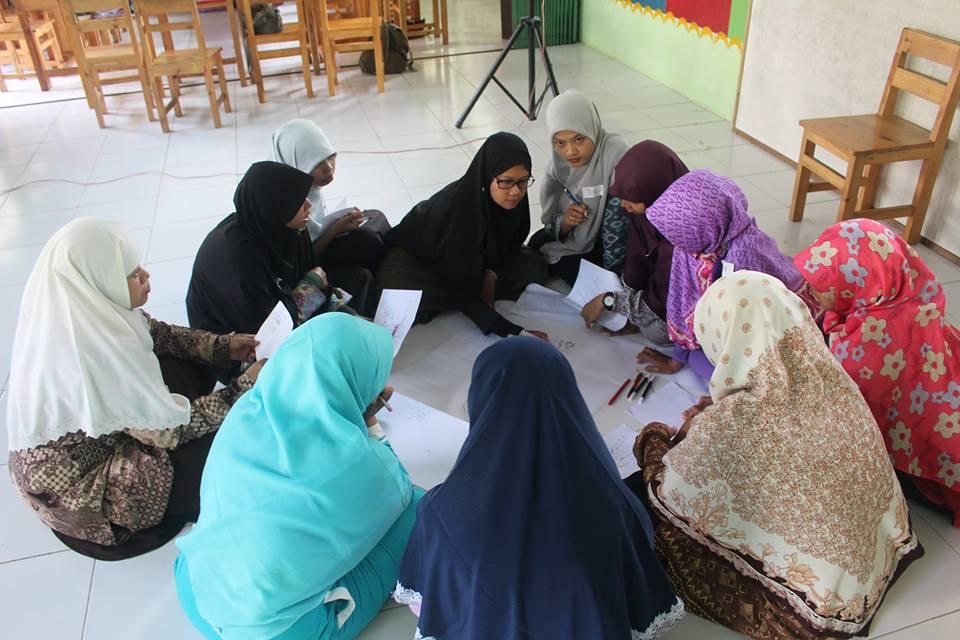Training Guru Inspiratif 2016 Banten 1