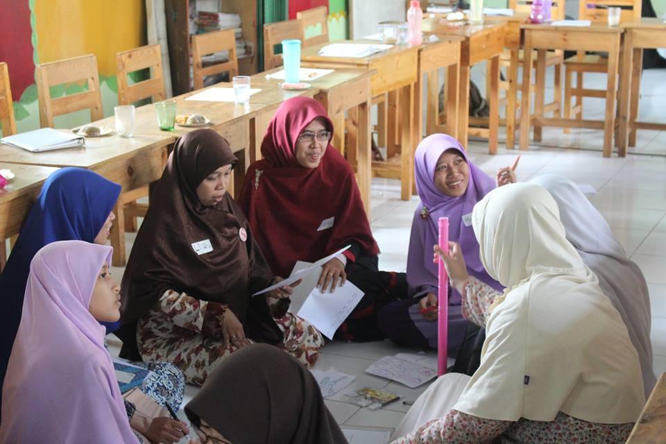 Training Guru Inspiratif 2016 Banten