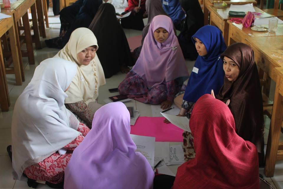 Training Guru Inspiratif Banten 2016-Pesantren Tahfidz Ruhul Jadid Tanggerang 4