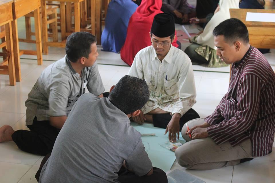 Training Guru Inspiratif Banten 2016-Pesantren Tahfidz Ruhul Jadid Tanggerang 5