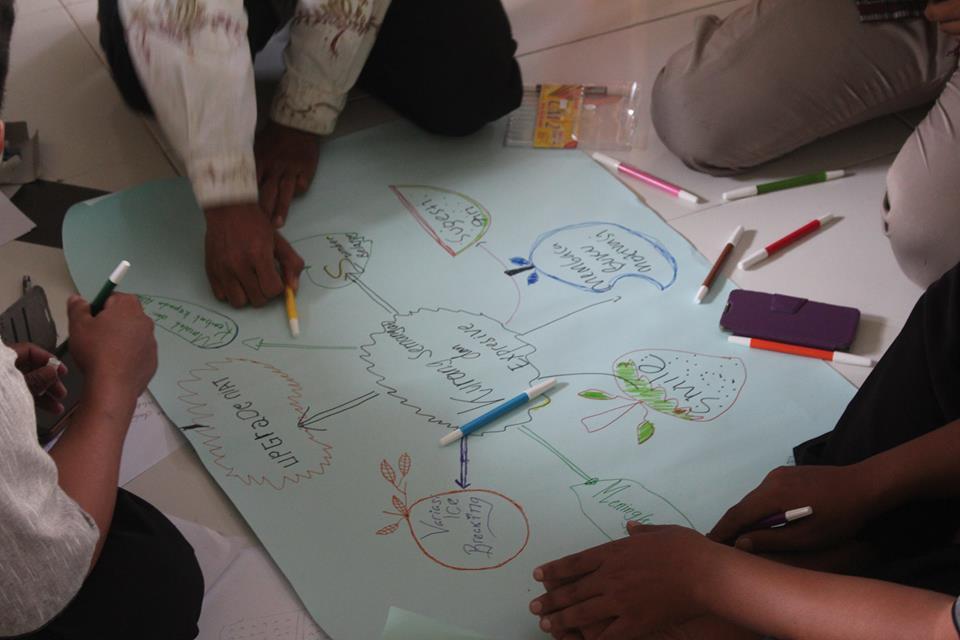 Training Guru Inspiratif Banten 2016-Pesantren Tahfidz Ruhul Jadid Tanggerang 6