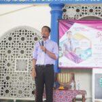 Seminar Parenting Menjadi Orang Tua Akhir Zaman di SMP Muhammadiyah 1 Cileungsi