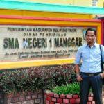 Training Guru dan Siswa SMA Negeri 1 Manggar Belitung Timur