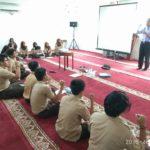 Training Motivasi Kiat Sukses Ujian Nasional SMP Nizamia Andalusia