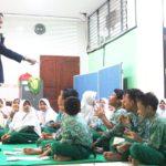 Training Motivasi Kiat Sukses Ujian Nasional MI Miftahul Jannah Jakarta