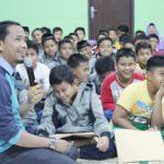 Training Motivasi Kiat Sukses Ujian Nasional SD Muhammadiyah 2 Cileungsi