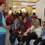 Training Guru Kreatif di Plaza Ambarukmo Yogyakarta