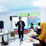 Training Guru dan Santri PMI Dea Malela Sumbawa Bersama Namin AB Ibnu Solihin