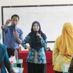 Training Guru Kreatif SMK Negeri 1 dan 2 Setu Bekasi Bersama Namin AB Ibnu Solihin