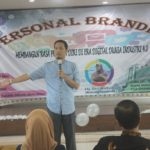 Seminar Pekom Branding Bersama Namin AB Ibnu Solihin