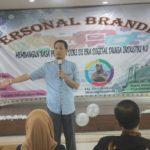 Seminar Pekom Branding Bersama Namin AB Ibnu Solihin