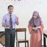 Training Guru Kreatif SMK Kesehatan Letris Indonesia 2 Bersama Namin AB Ibnu Solihin