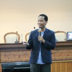 Training Dosen Kreatif FEB Universitas Trisakti Bersama Namin AB Ibnu Solihin