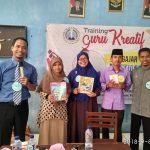 Training Guru Kreatif SD Cikal Cendekia Bersama Namin AB Ibnu Solihin
