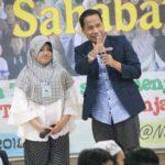 Training Motivasi Orang Tua dan Guru Sahabat Terbaiku SD Salman Alfarisi Bersama Namin AB Ibnu Solihin
