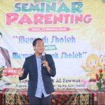 Seminar Parenting SMPIT Al Fawwaz Cikarang Bersama Namin AB Ibnu Solihin