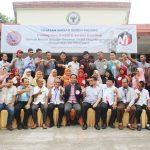 Training Excellent Service Bagi Karywan dan Staf Yayasan Igasar Semen Padang Bersama Namin AB Ibnu Solihin