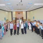 Training Guru Kreatif TK dan SD Semen Padang Bersama Namin AB Ibnu Solihin