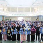 Seminar Motivasi Mahasiswa Baru FITK UIN Raden Fatah Palembang Bersama Namin AB Ibnu Solihin