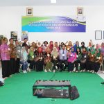 Training Guru Kreatif Bagi Guru SD Kabupaten Musi Banyuasin Program CSR PT Medco Bersama Namin AB Ibnu Solihin