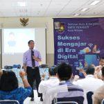 Training Guru Kreatif SMPK Penabur Kota Wisata Cibubur