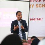 Seminar Parenting Kiat Sukses Mendidik Anak di Era Digital Asshodriyah Islamic Primary School