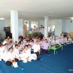 Training Motivasi Ujian Nasional SMP Al Fath Bersama Namin AB Ibnu Solihin