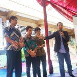 Training Motivasi Kiat Sukses Ujian Nasional SMK PGRI 11 Ciledug Bersama Namin AB Ibnu Solihin