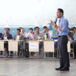 Training Guru Kreatif SD Hikmah Teladan Cimahi Bersama Namin AB Ibnu Solihin