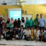 Training Motivasi Kiat Sukses UN 2019 SD Muhammadiyah Pondok Cina Bersama Namin AB Ibnu Solihin