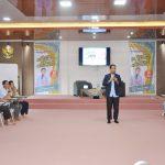 Training Karyawan Nurul Fikri Boarding School Serang Banten Bersama Namin AB Ibnu Solihin