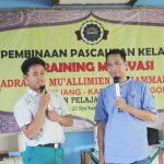 Training Motivasi Bagi Peserta Didik Madrasah Muallimien Muhammadiyah Leuwiliang Bogor