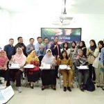 Training Parenting Dosen PA dan Guru BK LP3I Cileungsi Berasama Namin AB Ibnu Solihin