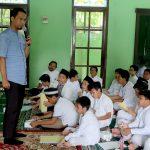 Training Motivasi Kiat Sukses UN 2019 SDN Kayu Putih 09 Jakarta Bersama Namin AB Ibnu Solihin