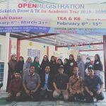 Training Guru Al Ihsan Islamic School Bekasi Bersama Namin AB Ibnu Solihin