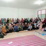 Workshpop Ice Breaking Pembelajaran Kreatif Guru SIT Fathona Palembang Bersama Namin AB Ibnu Solihin