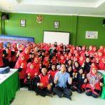 Seminar Motivasi Pengelola PAUD Se Kota Blitar Bersama Namin AB Ibnu Solihin