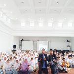 Training Motivasi Siswa SMP Islam Al Hamidiyah Depok Bersama Namin AB Ibnu Solihin