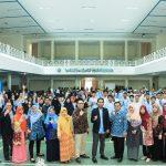 Sebanyak 1.700 Mahasiswa FITK UIN Raden Fatah Palembang Mengikuti Seminar Motivasi Bersama Namin AB Ibnu Solihin