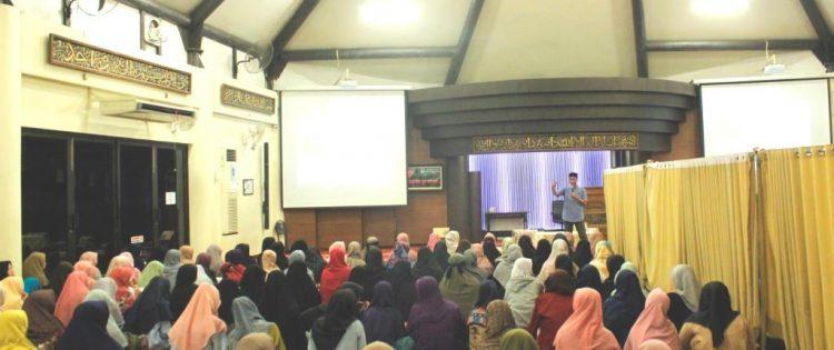 """Kajian Remaja Masjid Bintaro """"Sungguh Ku Merasa Resah"""" Bersama Namin AB Ibnu Solihin"""