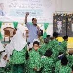 Training Motivasi Siswa SD Islam Cikal Harapan Citra Indah Bersama Namin AB Ibnu Solihin